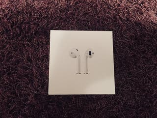 Apple Airpods New WHT