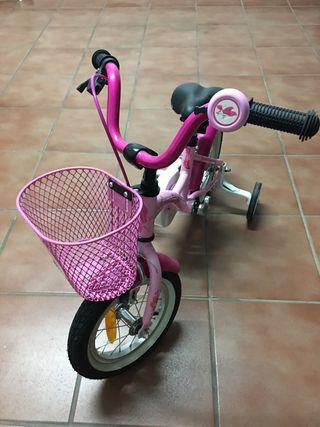 Bicicleta de 2 a 3 años
