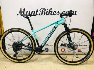 Bicicleta BTT Bianchi Methanol 9.1 CV S 29 talla M