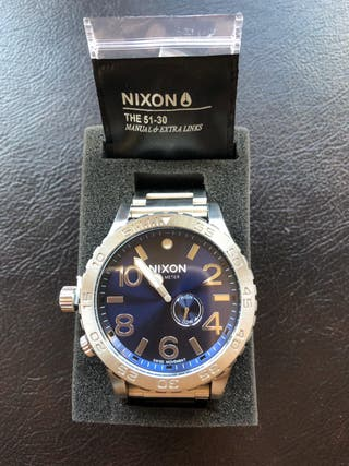 Reloj NIXON 51-30 Tide, 51 mm