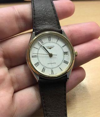 Reloj longines automático antiguo años 70