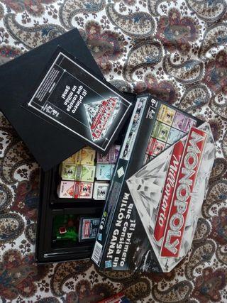 Monopoly Millonario nuevo