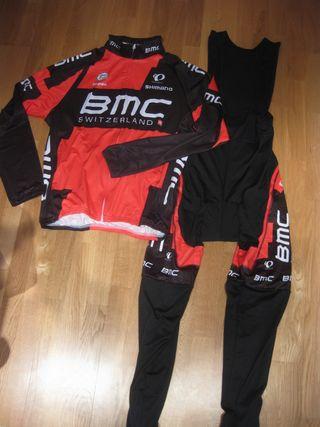 Conjunto invierno BMC talla L