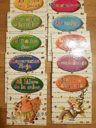 libros clásicos infantiles