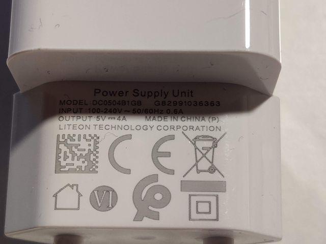 Cargador para Oneplus Dash Charge 4A