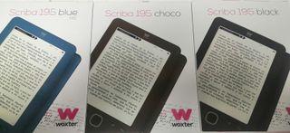 ebook libro electrónico Woxter Scriba 195