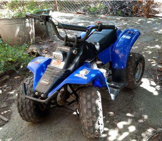 Kazuma Merkat 50-A4. Quad infantil gasolina 50cc