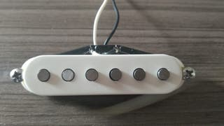 Pastilla Fender Classic series stratocaster