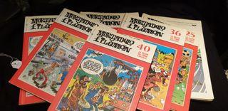 TEBEOS colección Variada. 16 ejemplares