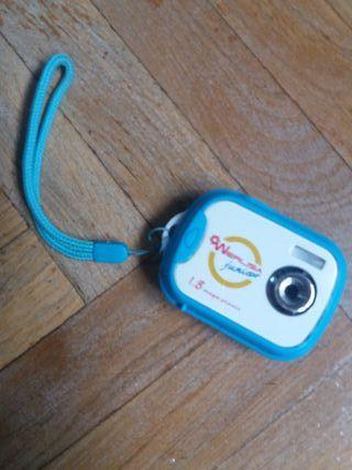 Cámara de fotos digital infantil