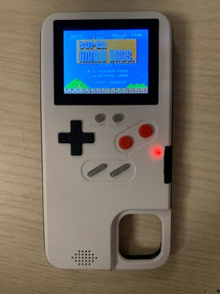 Funda GameBoy para IPhone 11