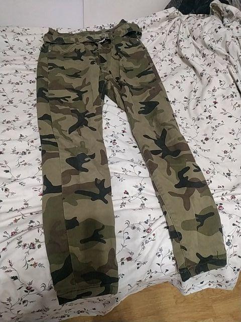 Pantalon Militar De Segunda Mano Por 8 En Aviles En Wallapop