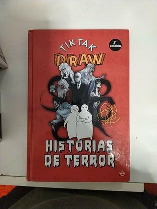 tík tak draw historias de terror