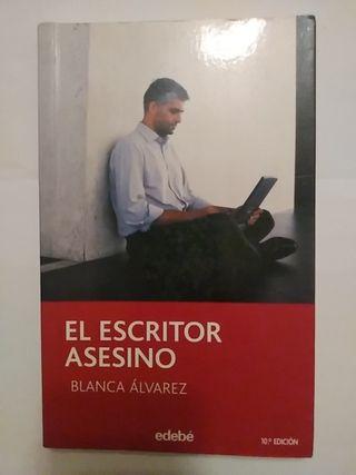 Libro el escritor asesino