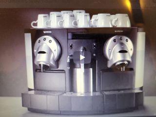 Cafetera profesiónal Nespresso Gemini