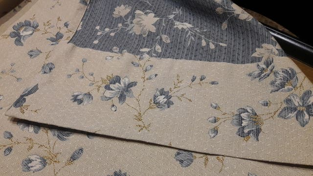 cortina tapiceria