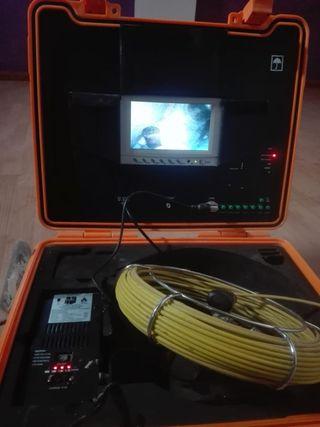 desatrancos, inspección con cámara 912957488