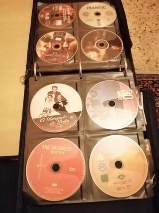 lote 80 DVD varias