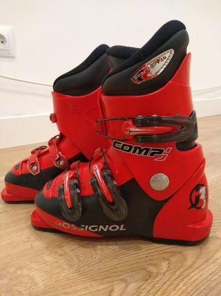 Botas esquiar Rossignol talla 31-32