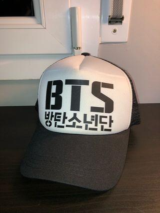 BTS gorra ajustable