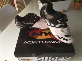Zapatillas ciclismos NORTHWAVE