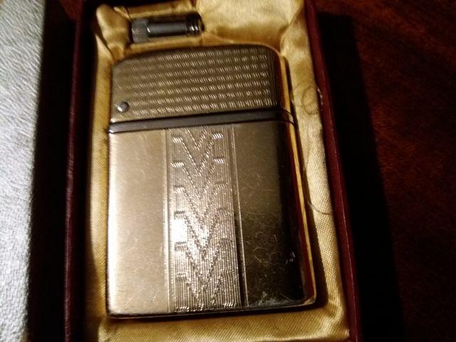 encendedor vintage GAS KALEX