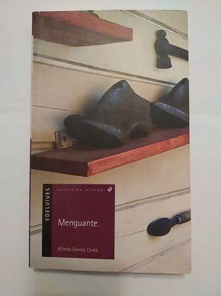 Libro Menguante
