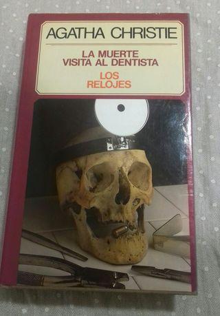 la muerte visita al dentista - los relojes . novel