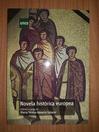 Novela histórica europea UNED