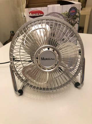 Ventilador pequeño Maxell Power