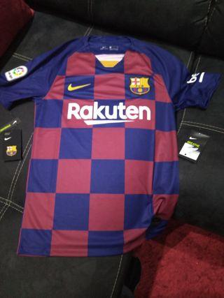 Camiseta FCB 19/20 ORIGINAL