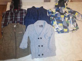 lote ropa de niño talla 2-4. talla 25 prendas