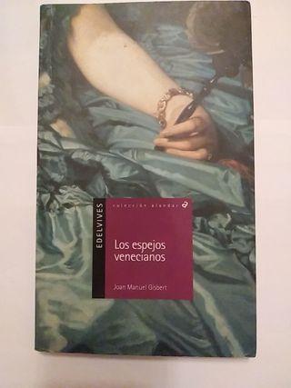 Libro Los Espejos Venecianos