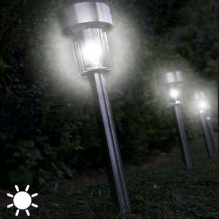 Lámparas Solares (pack de 7)