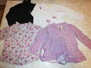 lote ropa niña talla 2-3. 45 prendas