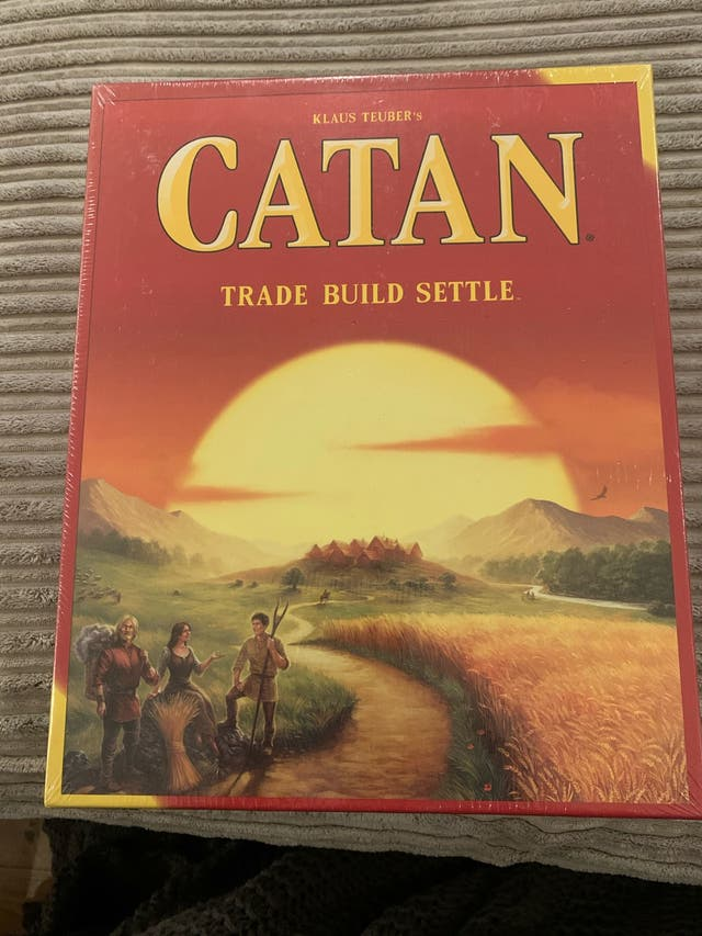 BRAND NEW Catan board game