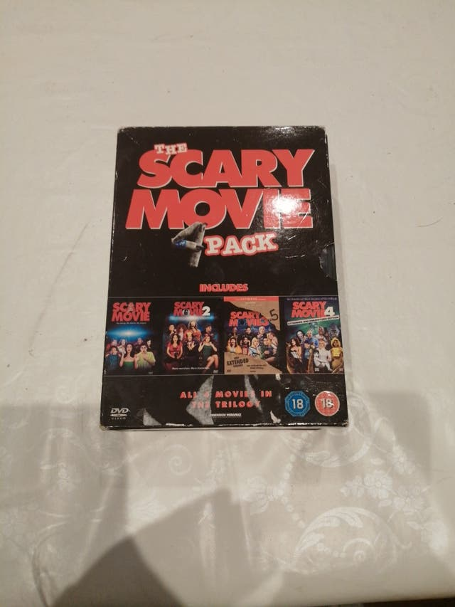 scary movie 4 pack