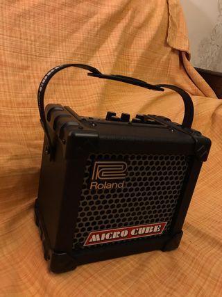 Amplificador Micro cube