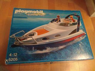 Playmobil barco crucero