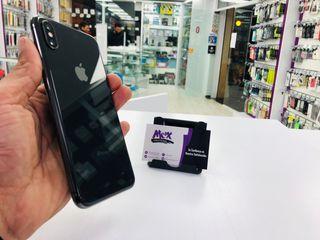 iPhone X 64GB libre semi nuevo garantía
