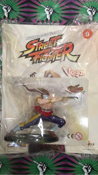VEGA FIGURA STREET FIGHTER #09