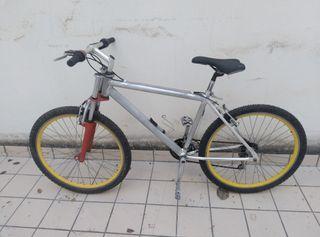 bicicleta aluminio 26 pulgadas