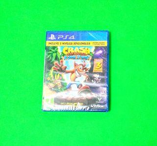 Crash Bandicoot: N'Sane Trilogy PRECINTADO / PS4