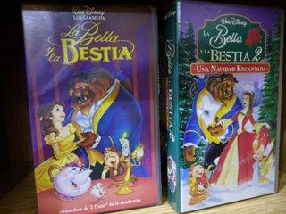 Películas Disney VHS