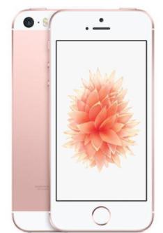 iPhone SE 16 Gb - Rosa - Libre