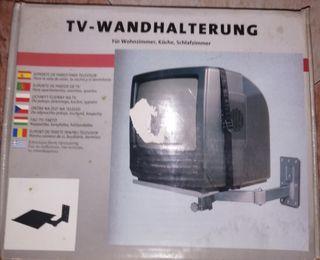 Soporte para televisor.