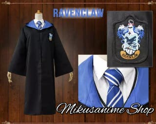Capa Harry Potter Ravenclaw disfraz