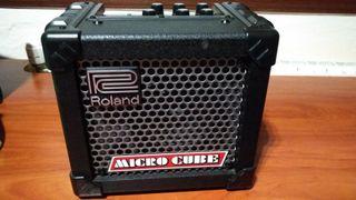 Amplificador micro cube ROLAND