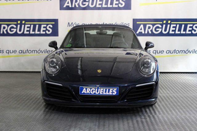 Porsche 911 Carrera Cabrio PDK 370cv