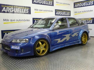 Opel Vectra Tunning